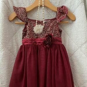 $15 Kids Holiday Dress